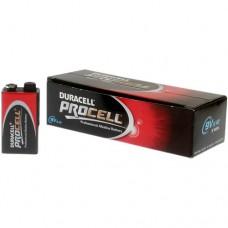 Duracell Procell 9V 10 stuks